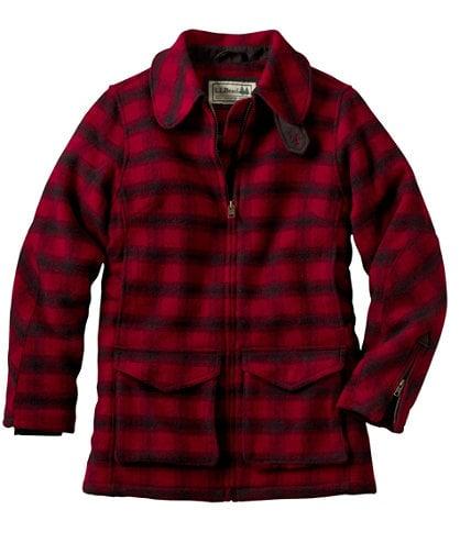L.L.Bean Maine Guide Wool Parka