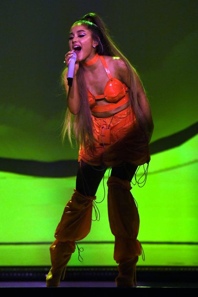 Ariana Grande Sweetener World Tour Pictures Popsugar Celebrity Australia Photo 62