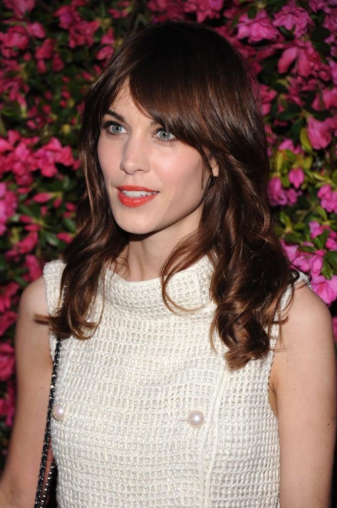 April 2013: Chanel Tribeca Film Festival Artists Dinner