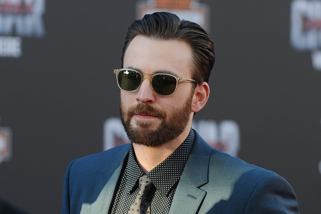 Chris evans bugil remarkable, very
