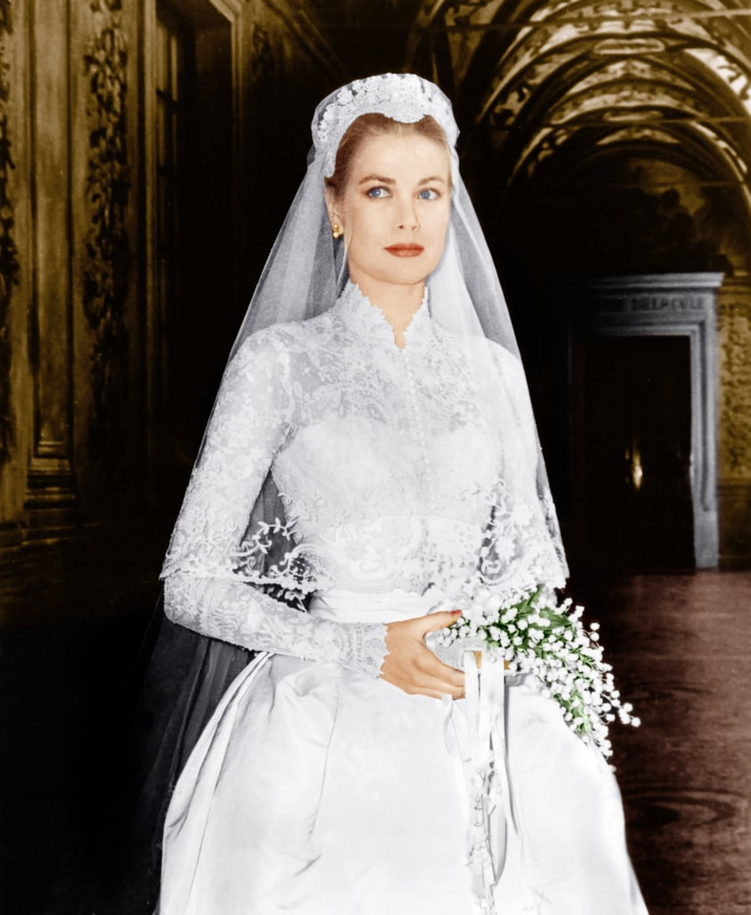 Princess of monaco grace kelly grace kelly halloween for Snow white wedding dress once upon a time