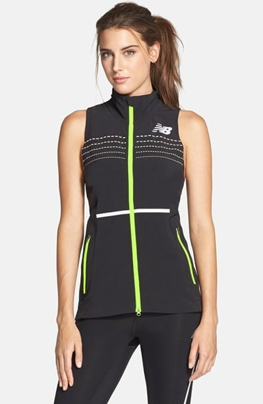 New Balance Beacon Water Resistant Vest