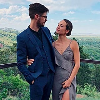 How long have grant gustin and la thoma been dating