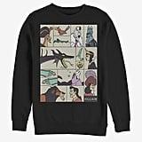 Disney Villains Villainous Sweatshirt