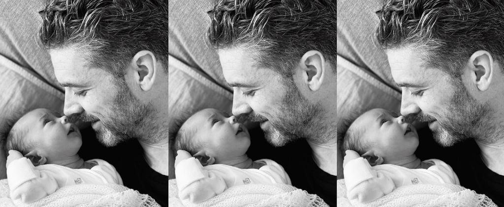 Jock and Lauren Zonfrillo Baby Photos