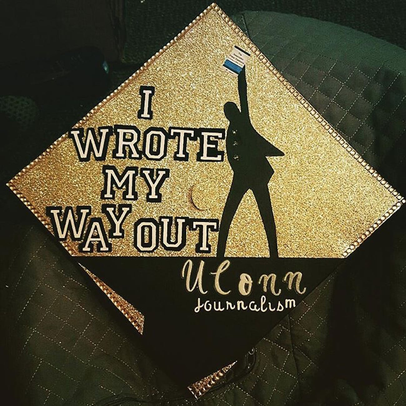 graduation cap ideas popsugar smart living