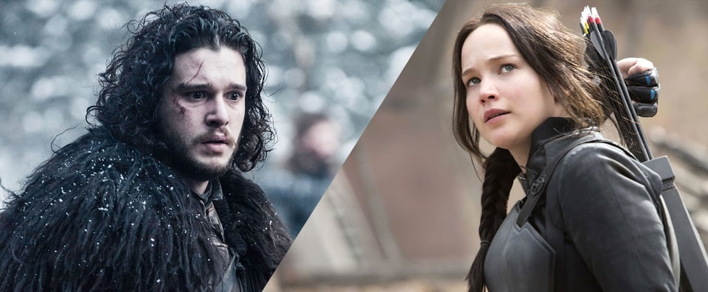 Someone Finally Made The Hunger Game of Thrones Mashup of Your Dreams