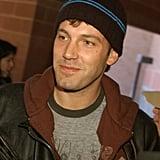 Ben Affleck, 2002