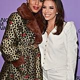 Kerry Washington and Eva Longoria
