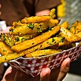 Gilroy Garlic Fries at AT&T Park