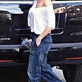 Jennifer Lopez's Shades of Blue Style