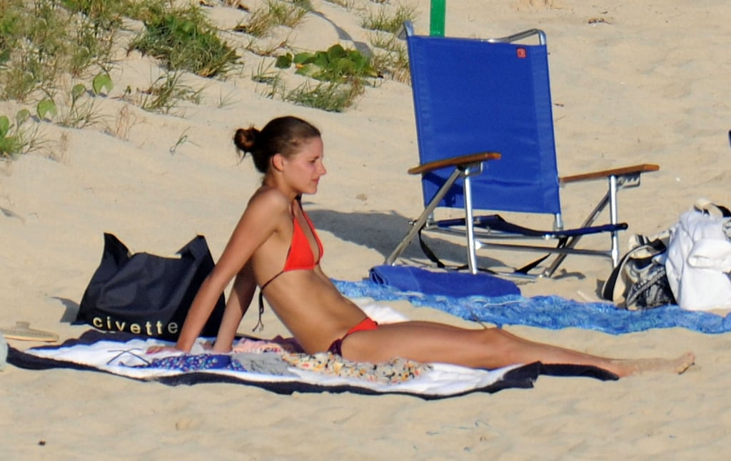 Pictures of The City's Olivia Palermo in a Bikini With ...