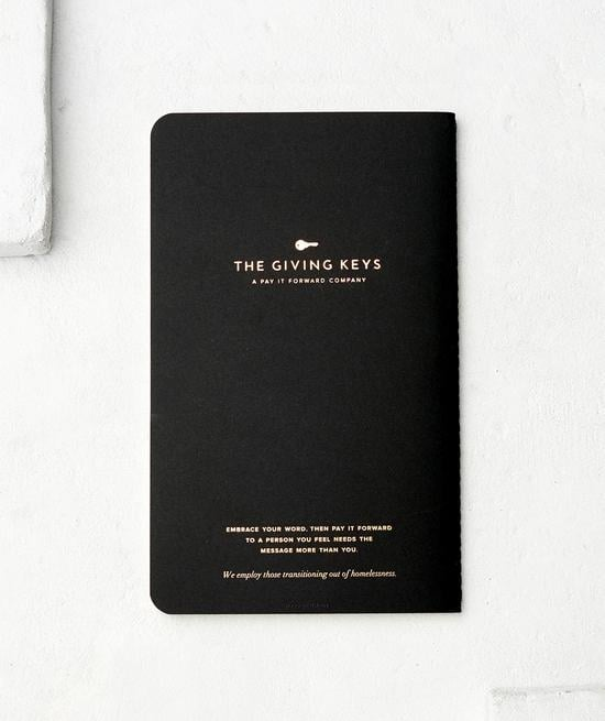 The Giving Key Everyday Journal