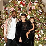 Nobody Throws Parties Quite Like the Kardashian Family's Christmas Bash