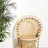 Get the Look: Barrel-Backed Woven Dining Chair