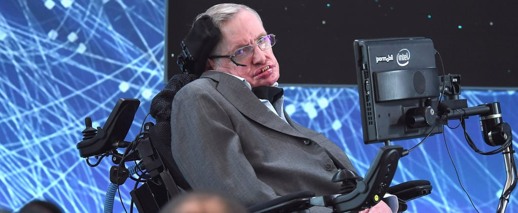 Stephen Hawking Says Humans Are Seriously Running Out of Time to GTFO Earth