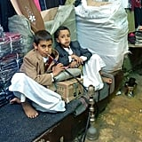 It's not unusual for children in Yemen to start smoking hookah and chewing khat — a flowering plant native to the Horn of Africa and Arabian Peninsula — at a very early age.