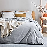 Our Picks From Canningvale's Click Frenzy Mayhem: Sogno Linen Cotton Queen Quilt Cover Set