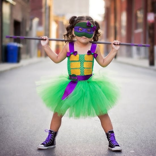 Tutu Halloween Costumes For Kids and Babies