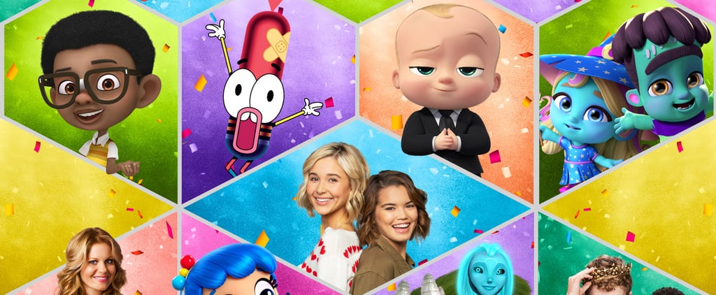 Netflix's New Year's Eve Countdowns For Kids 2018