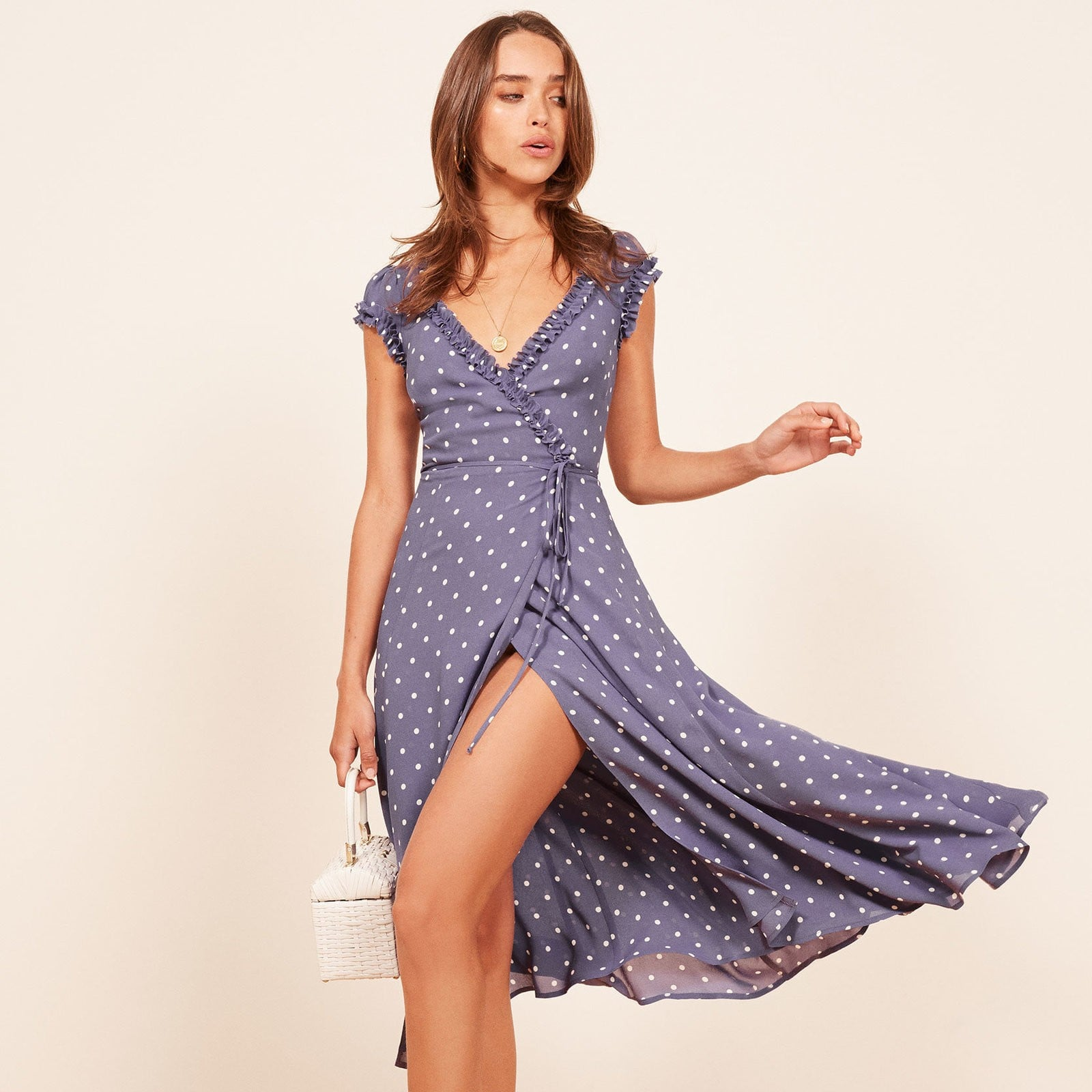Best Wedding Guest Dresses at Reformation | POPSUGAR Fashion