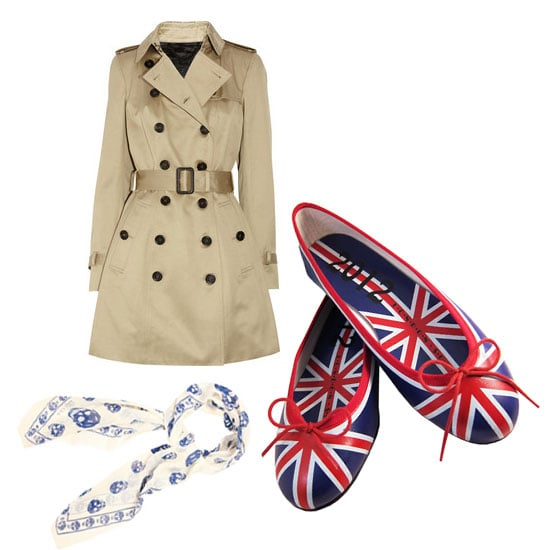 Shop Our Top Ten Most Iconic British Style Buys, inc. Burberry Trenches, Mulberry Bags, London Sole Ballet Flats