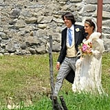 Pictures: Margherita Missoni Marries Eugenio Amos in Italy