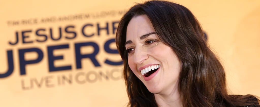 "Sara Bareilles Has the Best Advice For Opening Doors, Finding Joy, and Being ""Brave"""
