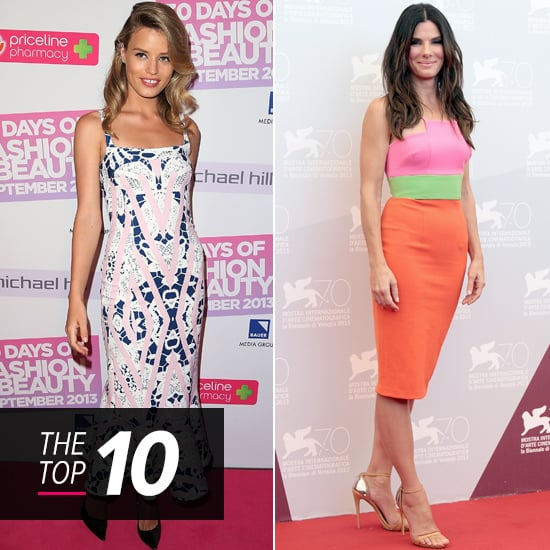 Best Celebrity Style | Aug. 30, 2013