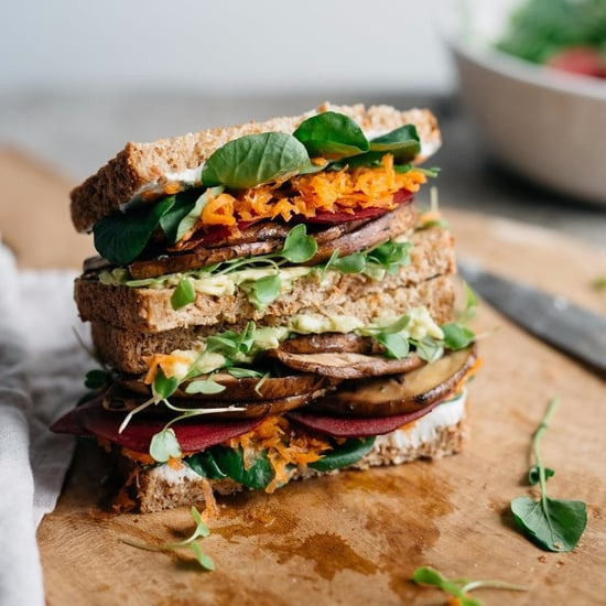 Vegetarian Sandwich Fillings, Ideas and Recipes