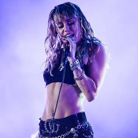 "Miley Cyrus ""Slide Away"" Song"