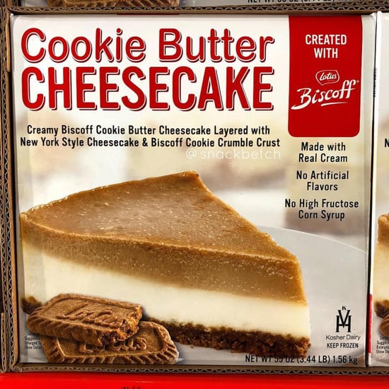 Cookie Butter Cheesecake at Costco