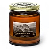 Yosemite National Park Candle
