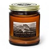 Yosemite National Park Candle