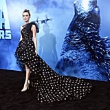Millie Bobby Brown at the Godzilla: King of the Monsters Hollywood Premiere in 2019