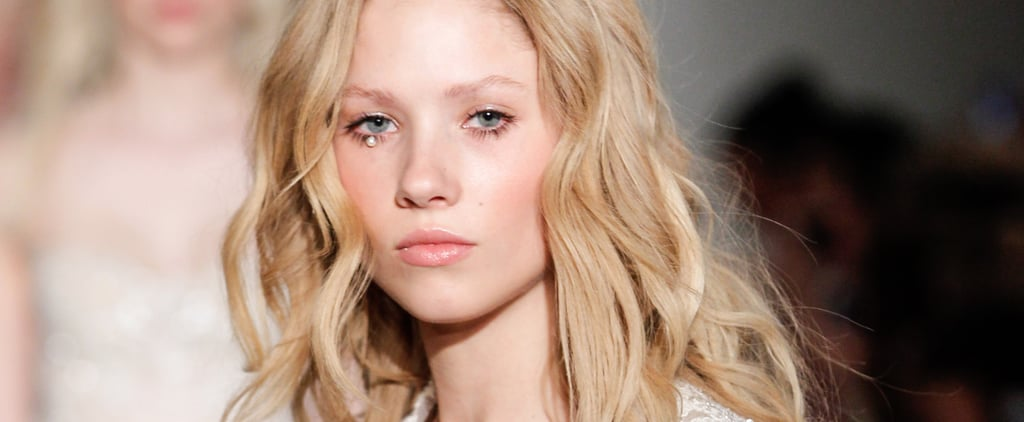 Hair and Makeup Ideas From Bridal Fashion Week Spring 2017 | POPSUGAR ...
