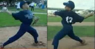 9-Year-Old Athlete Kicked Off Team For Being Too Good?