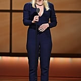 Chelsea Handler couldn't stop smiling at the 2011 Women of the Year Awards.