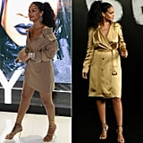 Which of Rihanna's Trenches Are You Feeling?