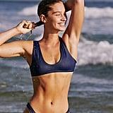 Stone Fox Swim Signature Scoop Bikini Top and High Hip Bikini Bottoms