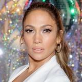 Jennifer Lopez's Milk-Bath Manicure Will Make You Want to Give Up Nail Art