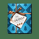 Cocoa Plus High Protein Milk Chocolate Advent Calendar