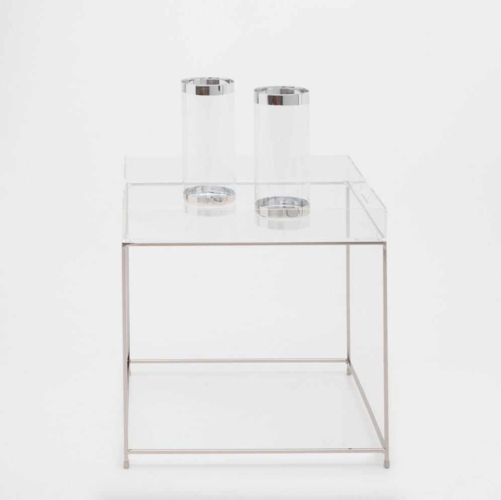 Zara Home Metal Tray Side Table   Chic Side Tables   POPSUGAR Home UK Photo  8. Zara Home Metal Tray Side Table   Chic Side Tables   POPSUGAR Home