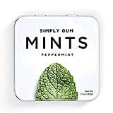 Simply Gum Breath Mints