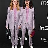 Julia Roberts Matching Outfit With Stylist Elizabeth Stewart