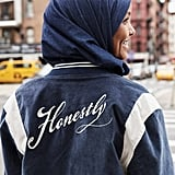 American Eagle Denim Hijab