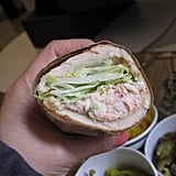Lobster & Seafood Chopped Salad Sub