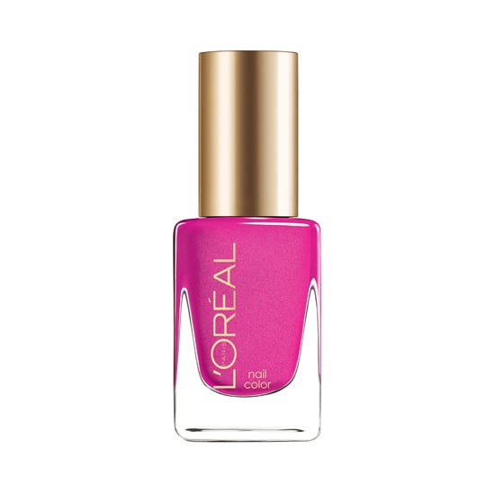 L'Oréal Paris Colour Riche Nail in Berry Jealous! ($6 at drugstores) is a bright magenta guaranteed to perk up any Summer pedicure.
