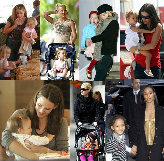 Favorite Celebrity Moms of 2006