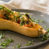 Mediterranean Stuffed Squash Recipe